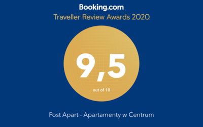 Apartament Zielony przy Stoku - Booking awards 2020